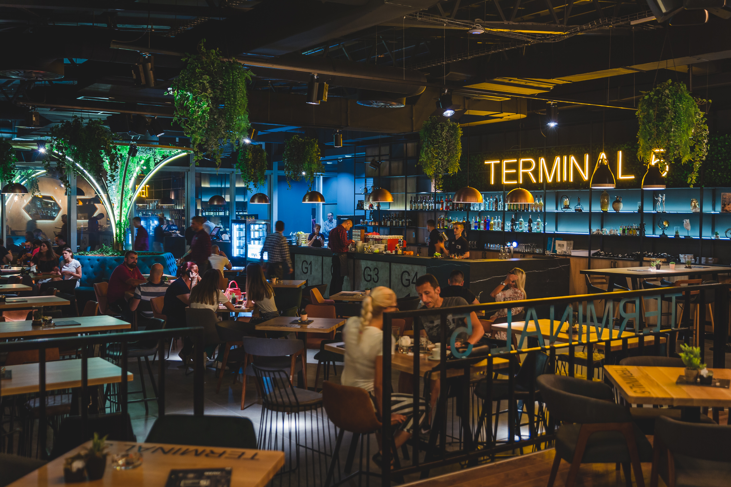 The Terminal, the catering brand taking over the city of Podgorica