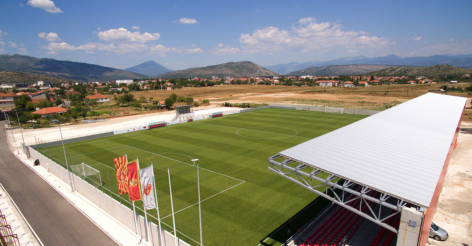 Čelebić company strategically supports sports development  in Montenegro