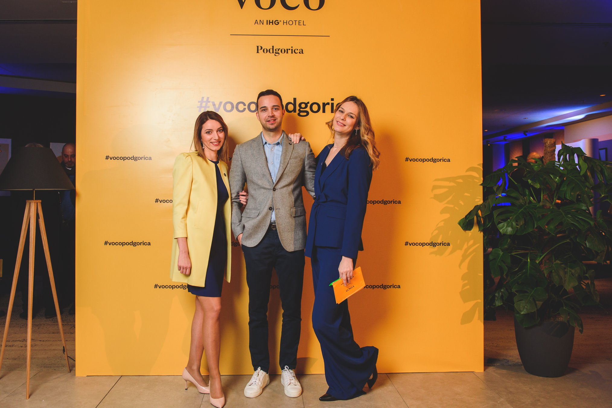 The arrival of the voco brand in Podgorica